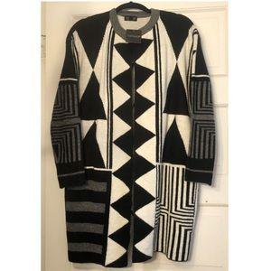 TopShop sweater coat